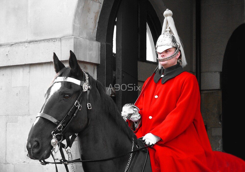 Horse Guard by A90Six