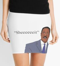 The Wire - Senator Clay Davis, Sheeeeeeit.  Mini Skirt