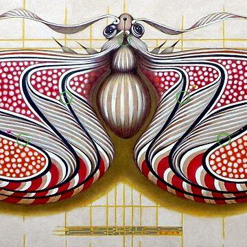 Fibonacci butterfly by ico1971