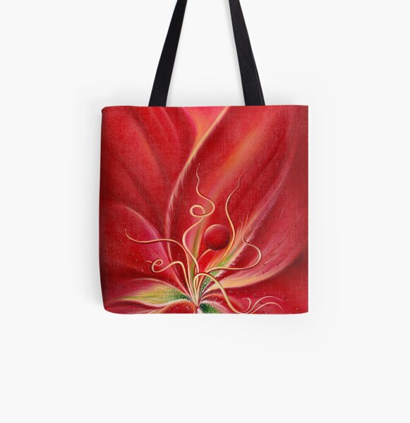 THE LILY - Invitation to the Inside All Over Print Tote Bag