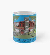 Hire An Architect Mug