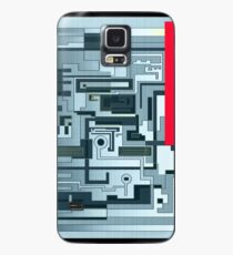 Circuit board of revenge 6 Case/Skin for Samsung Galaxy