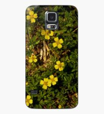 Tormentil in Shalwy Valley Case/Skin for Samsung Galaxy