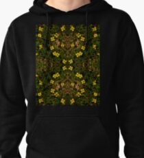 Tormentil in Shalwy Valley Pullover Hoodie