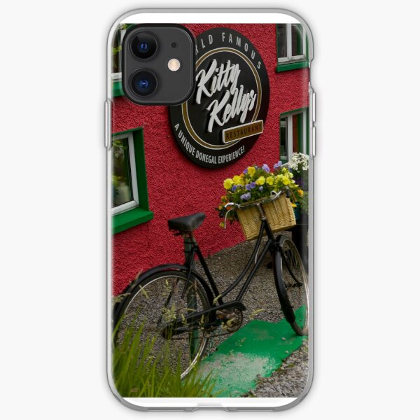 Kitty Kelly's restaurant, Donegal - tall iPhone Soft Case