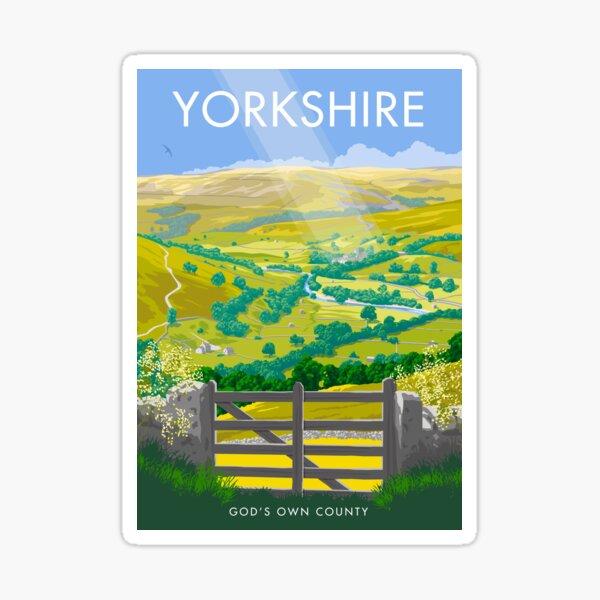 Yorkshire Sticker