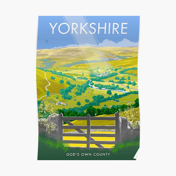 Yorkshire Poster