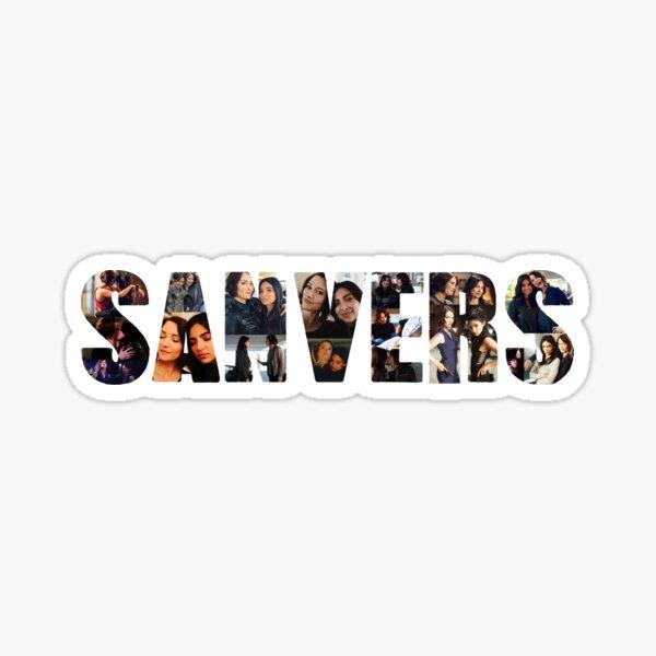 Sanvers Sticker