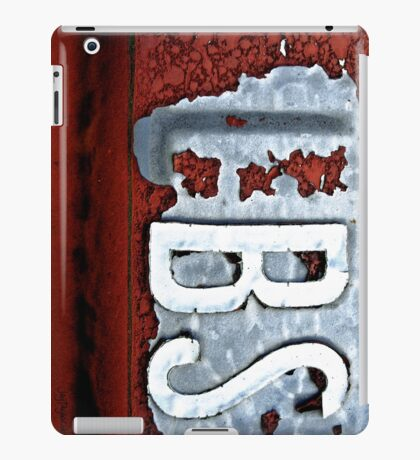 BS iPad Case/Skin