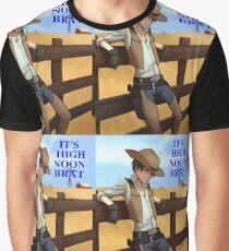 Camiseta gráfica Es un moco de mediodía