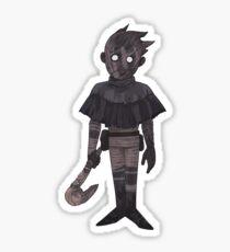 'Dead By Daylight' sticker - Wraith Sticker