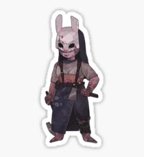 'Dead By Daylight' sticker - Huntress Sticker