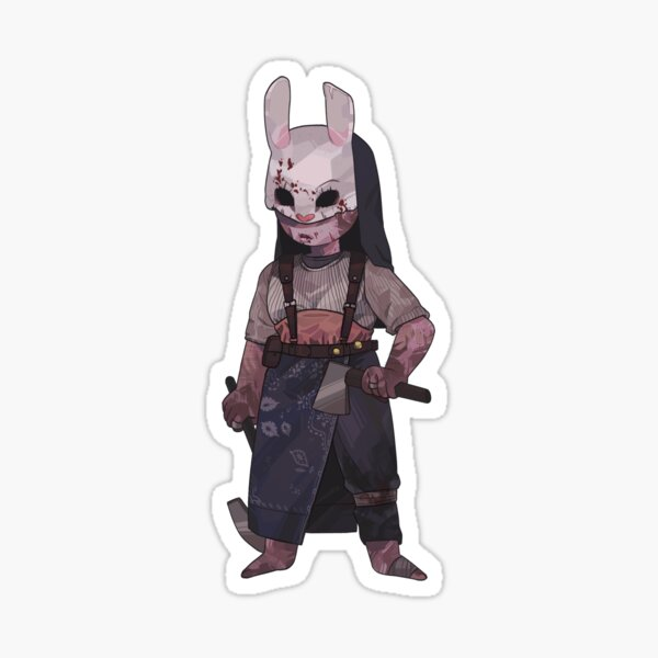 & # 39; Dead By Daylight & # 39; autocollant - Chasseresse Sticker