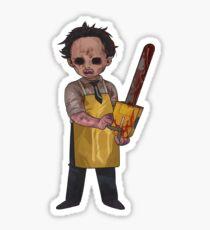 'Dead By Daylight' sticker - Cannibal Sticker