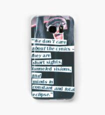 Cynical Eclipse Samsung Galaxy Case/Skin