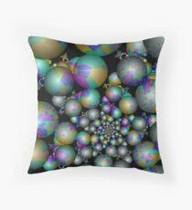 Tangent Balls (3) Throw Pillow