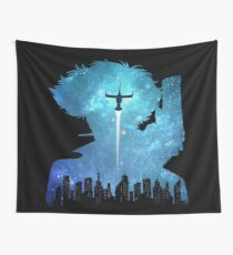 Space Cowboy Wall Tapestry
