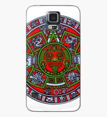 Ancient Mayan Calendar  Case/Skin for Samsung Galaxy