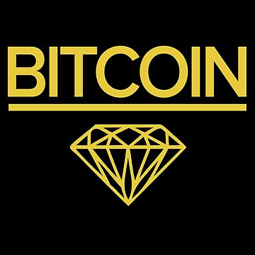 Bitcoin Diamond - Cryptocurrency Shirts - Crypto Shirts  -Ethereum Shirts/Hoodie - Bitcoin Shirt / Hoodie Crypto Shirt - For a Crypto Trader or Crypto Bro - Cryptocurrency Tee   by 85steel
