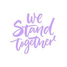 «Permanecemos juntos» de Anna Kutukova