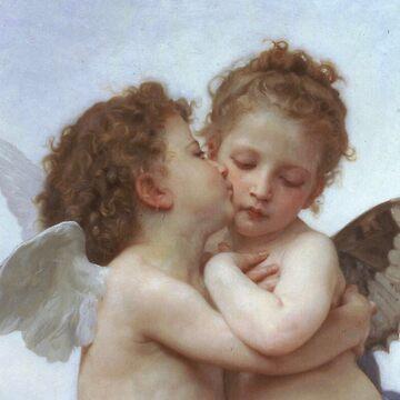L'Amour et Psyche by nicoloreto