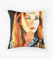 Tori Throw Pillow