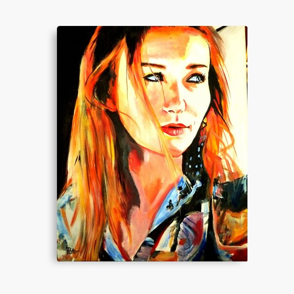 Tori Canvas Print
