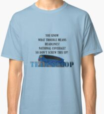 THE SCOOP Classic T-Shirt