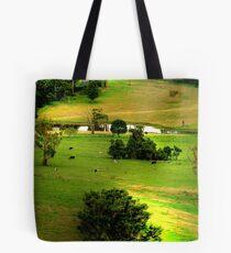 Rural Kilcoy Tote Bag