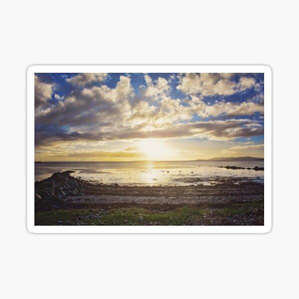 Galway bay Sticker