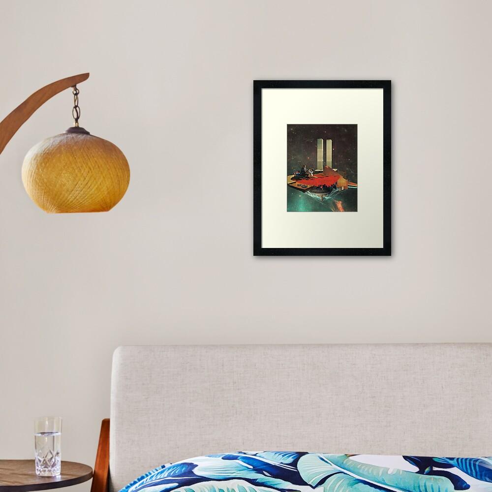 Our Home Framed Art Print
