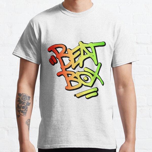 Beatbox Graffiti script Classic T-Shirt
