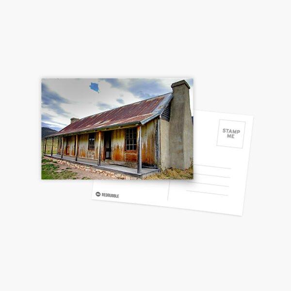 Orroral Valley Homestead Postcard
