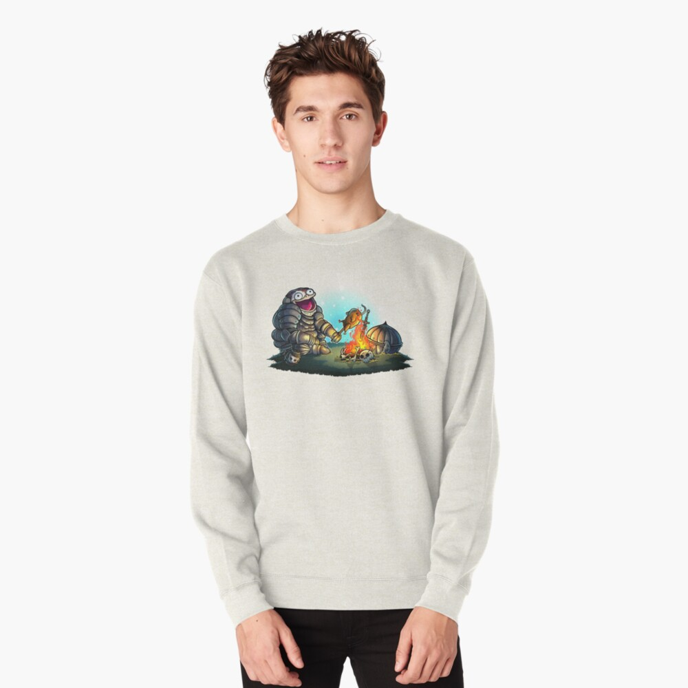 GoEaSyTwitch Fight By Your Side Pullover Sweatshirt
