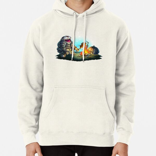 GoEaSyTwitch Fight By Your Side Pullover Hoodie