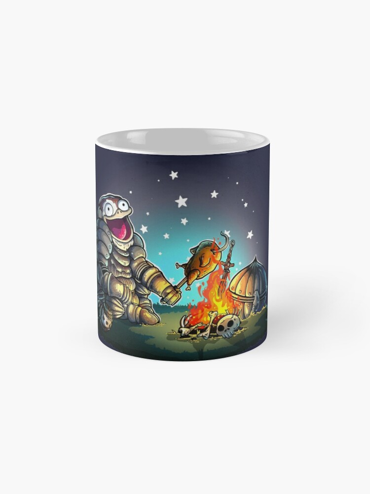Alternate view of GoEaSyTwitch Fight By Your Side Mug