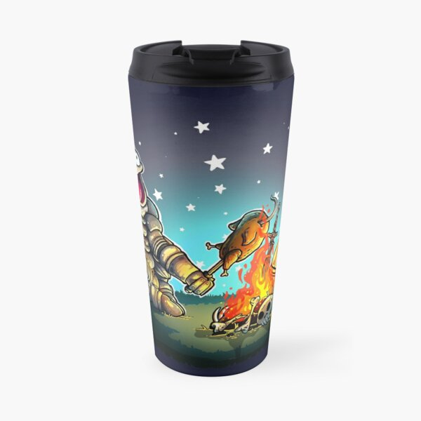 GoEaSyTwitch Fight By Your Side Travel Mug