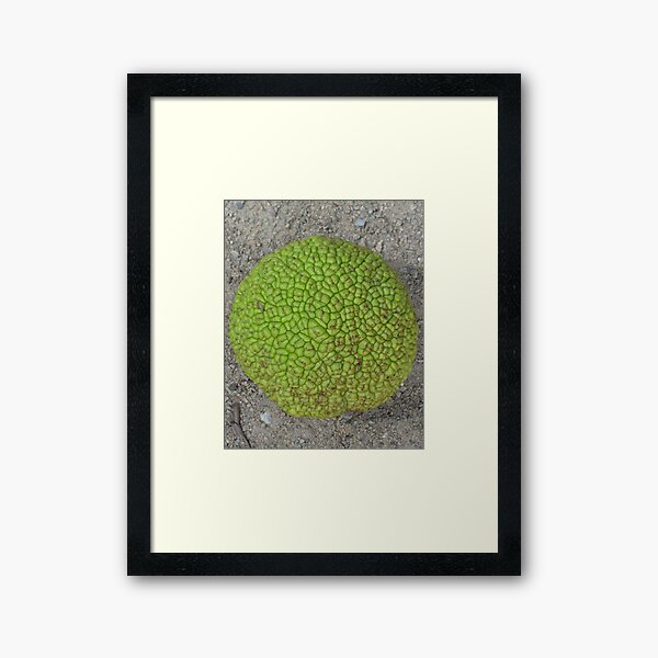 sphere Framed Art Print