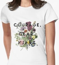 Courage Women's Fitted T-Shirt