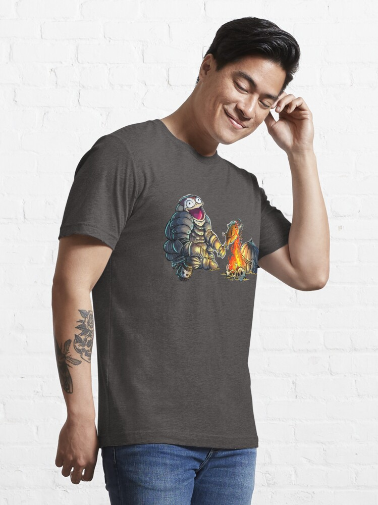 Alternate view of GoEaSyTwitch DpsOClock Essential T-Shirt
