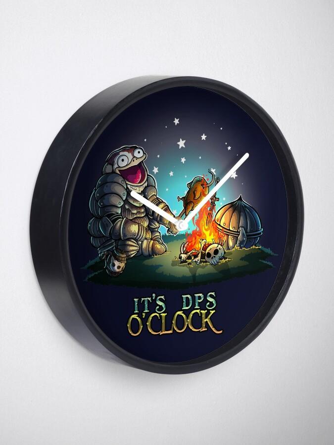 Alternate view of GoEaSyTwitch DpsOClock Clock
