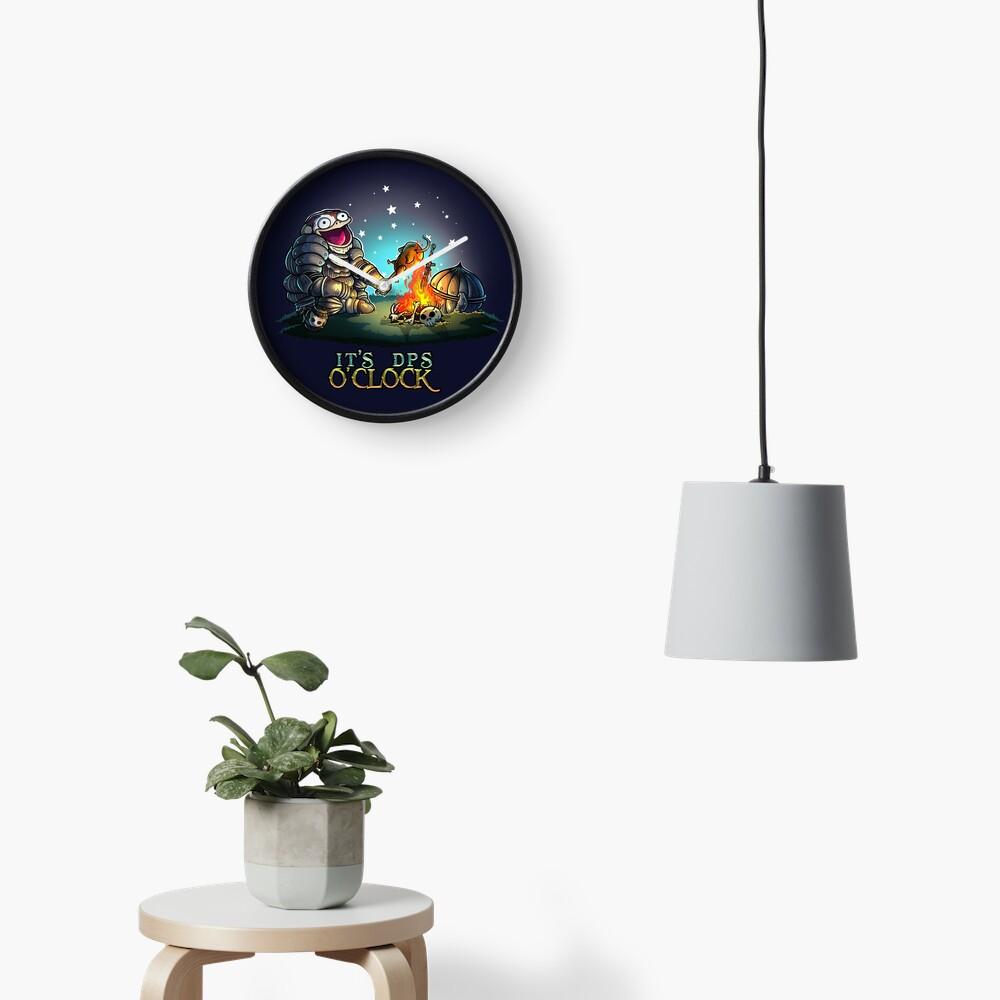 GoEaSyTwitch DpsOClock Clock