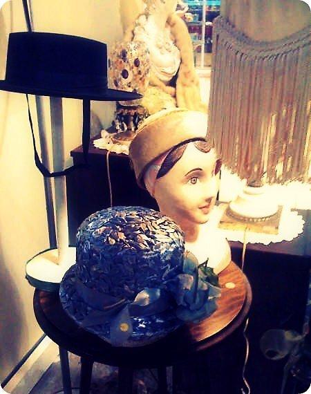 vintage hats by Ashley J