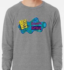 death grips Lightweight Sweatshirt