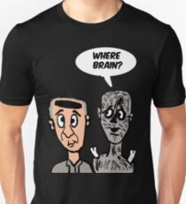 George and The Zombie T-Shirt