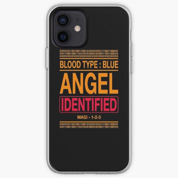 Evangelion Angel Identified iPhone Soft Case