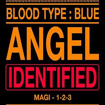 Evangelion Angel Identified by reymustdie