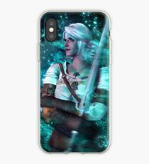Cirilla Embraces Her Calling iPhone Case