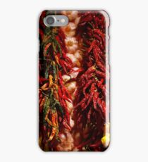 Spicy colors iPhone Case/Skin