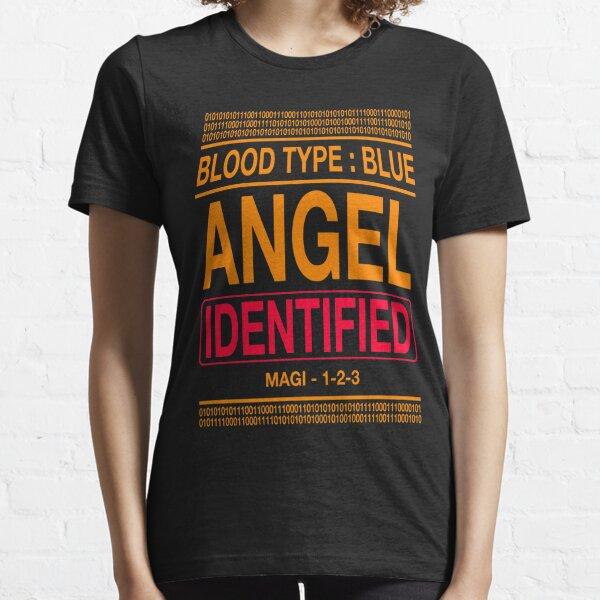 Evangelion Angel Identified Essential T-Shirt